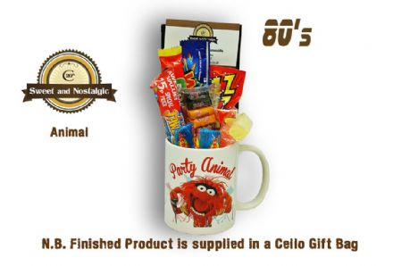 Animal Muppets Mug with/without a muppet portion of 80's Sweeties